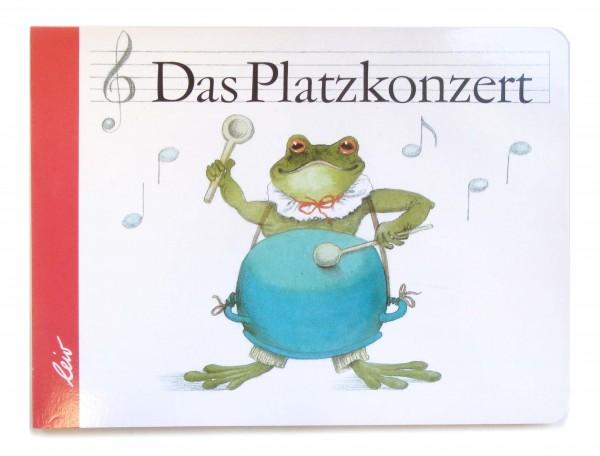 Buschmann, Platzkonzert - Kinderbuch Buch Bücher f