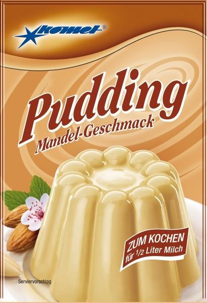 Pudding Mandel-Geschmack, 40 g