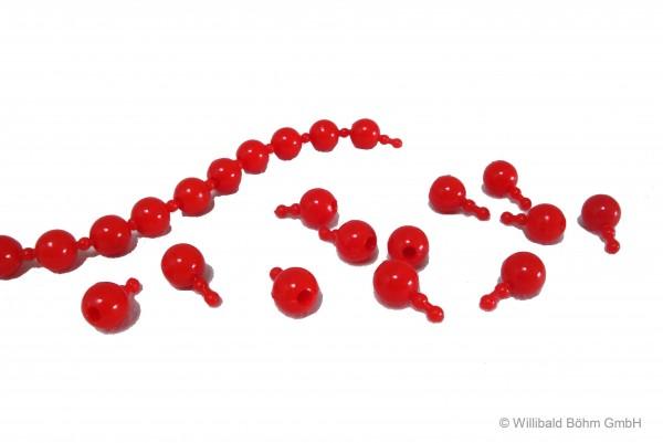 """Perlenkette """"Anne"""", rot"""
