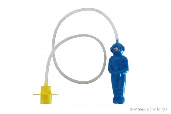 """""""Der kleine Tiefseetaucher"""", Farbe: dunkelblau"""