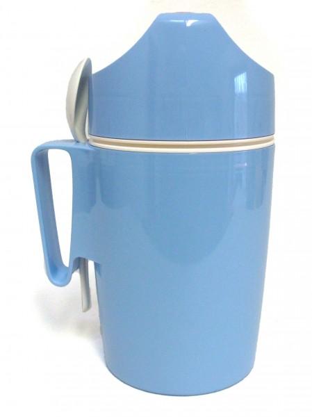 Isolier-Speisegefäß 850 - baby smurf