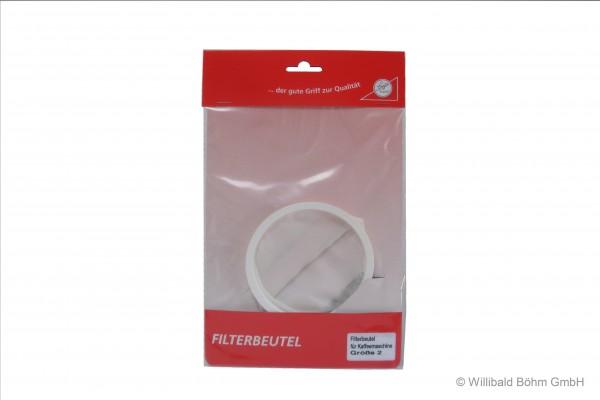 Filterbeutel für Kaffeemaschine, 2-4 Tassen
