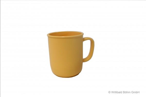 Tasse, 0,3 l, pastell-gelb