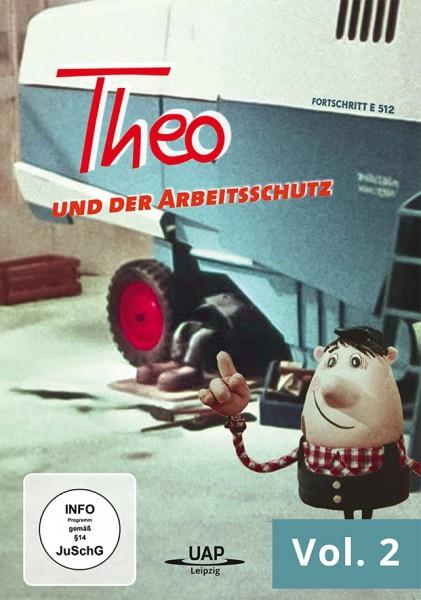 Theo - und der Arbeitsschutz Vol.2