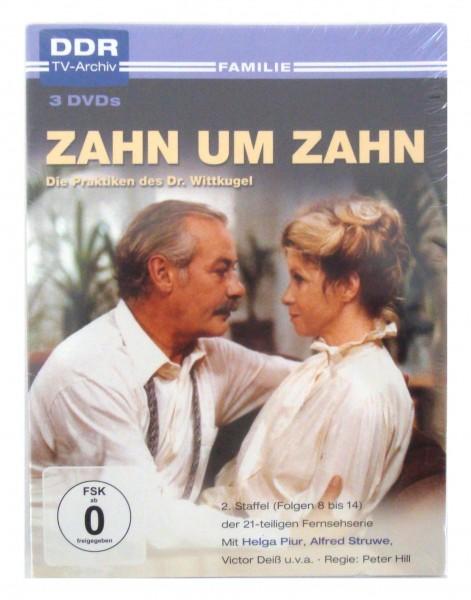 Zahn um Zahn-Staffel2 - 3 DVD