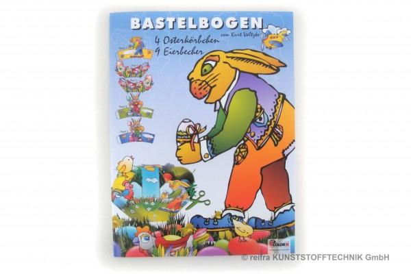 """Bastelbogen """"Ostern"""""""