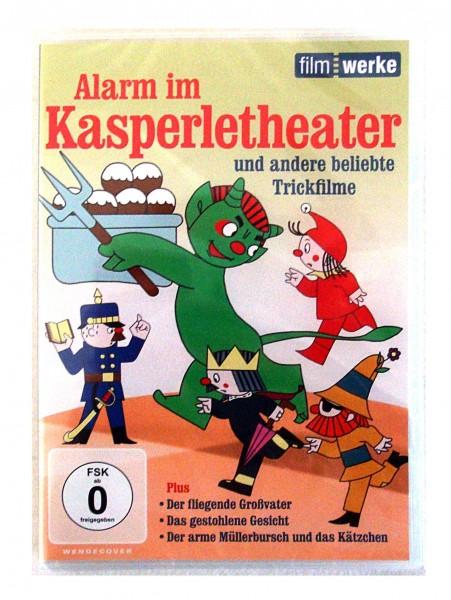 Alarm im Kasperletheater, und andere Trickfilme