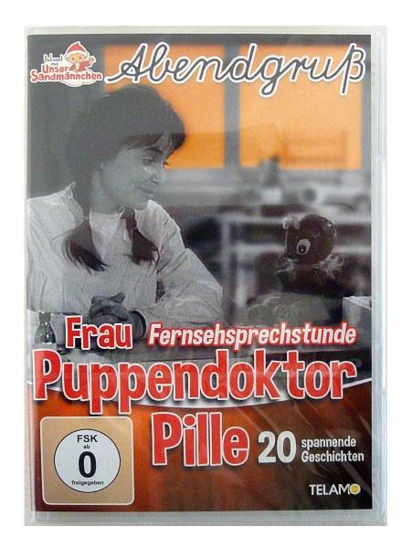 Unser Sandmännchen-Abendgruß, Frau Puppendoktor ..
