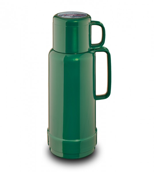 Isolierflasche 80,  1,0 L, shiny jade