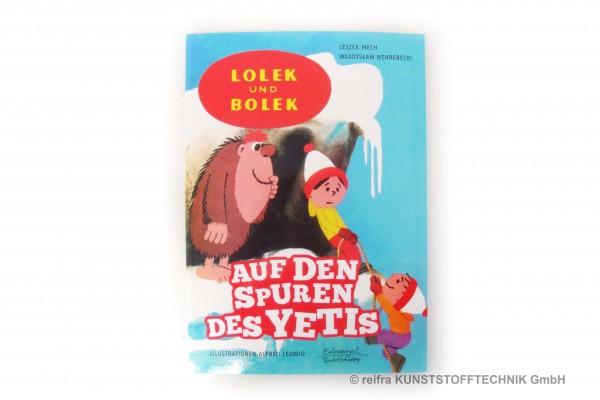 Lolek und Bolek, auf den Spuren des Yetis