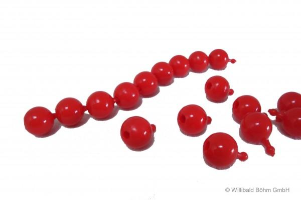 "Perlenkette ""Stefanie"", rot"