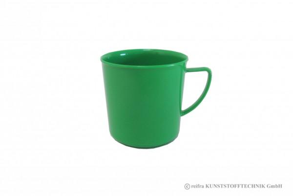 Henkelbecher, grün