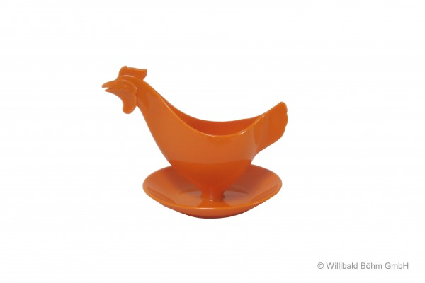"Eierbecher ""Huhn"" orange"