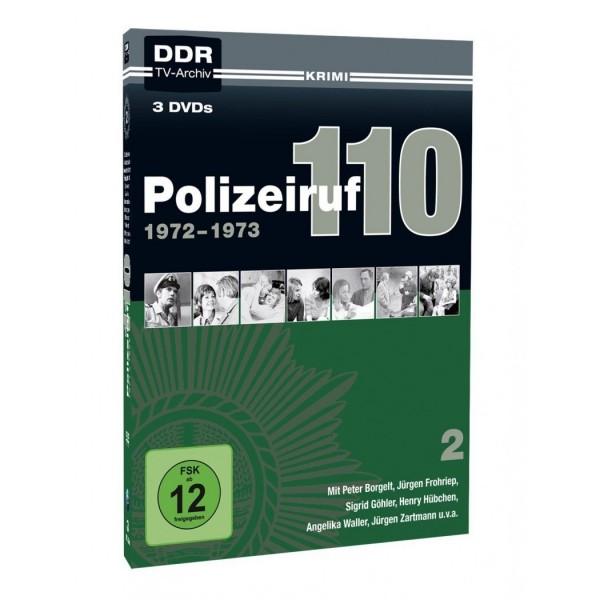 DVD Polizeiruf 110 Box 2 (Folge 11-18)