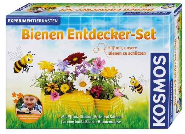 Experimentierkasten - Bienen Entdecker-Set