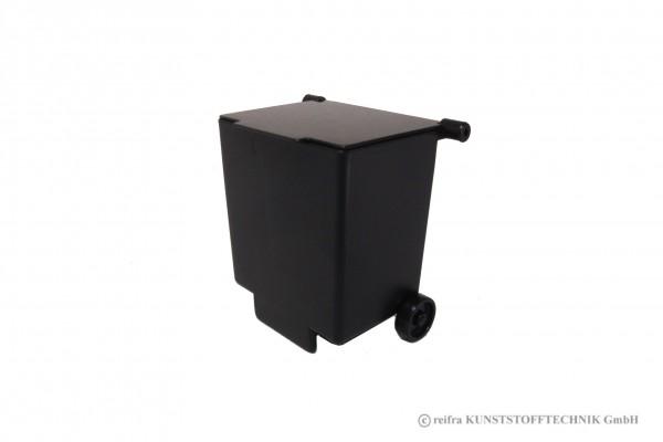 Mülltonne In Schwarz Zubehör Fahrzeuge Spielwaren Aus Eigener