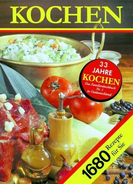 Kochen. 1680 Rezepte