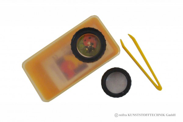 Lupendose - Lupenbecher Lupe für Kinder Spielzeug