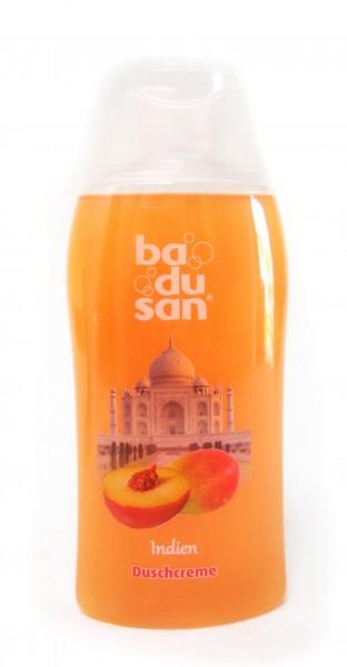 Duschcreme, Pfirsich Mango, Bild Indien, 200ml
