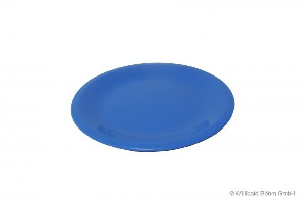 Dessertteller, pastell-blau