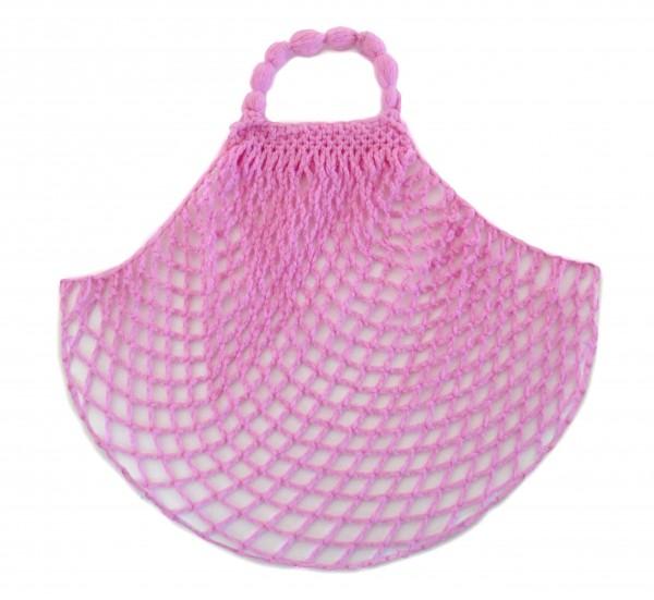 Einkaufsnetz kult rosa