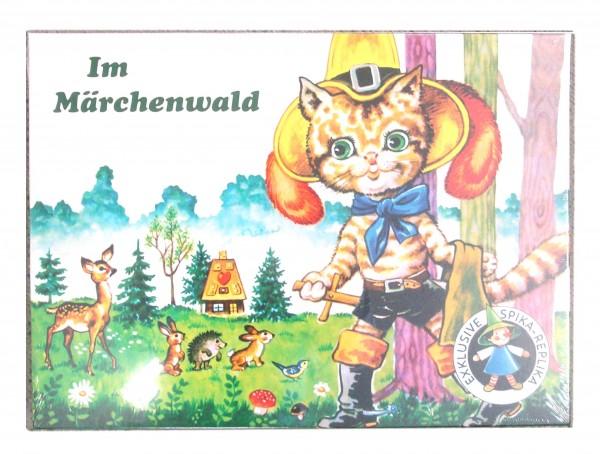 Würfelspiel -  Im Märchenwald