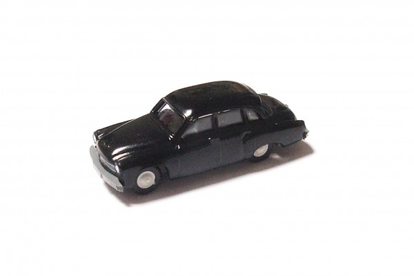 Wartburg 311 Maßstab 1:120 (TT) schwarz