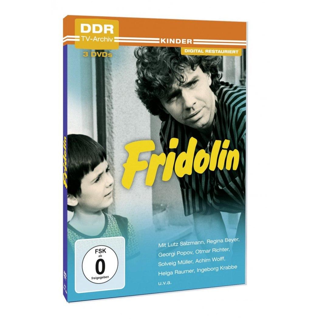Fridolin Ddr Serie