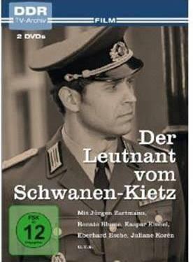 DVD Der Leutnant vom Schwanen-Kietz (DRA)