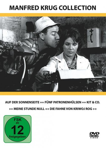 Manfred Krug Collection - 5er DVD-Box