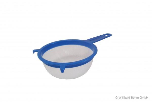Passiersieb 14 cm, pastell-blau