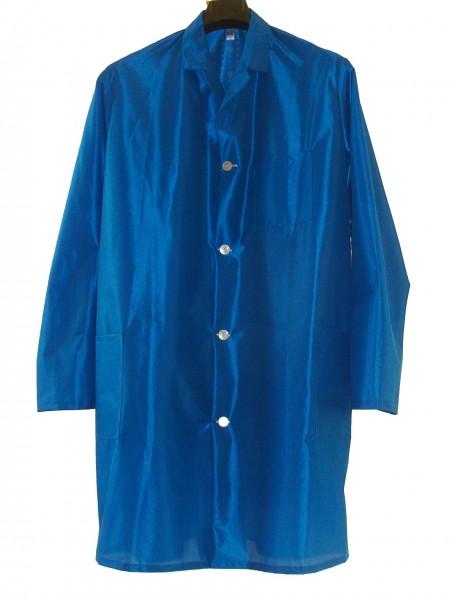 Herrenberufsmantel, blau, Gr. 56-58