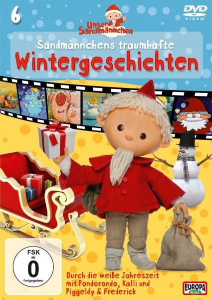 Unser Sandmännchen 6 - Wintergeschichten DVD