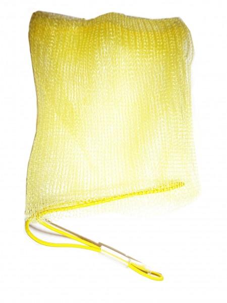 Seifennetz gelb