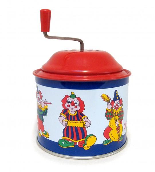 Drehdose Clowns