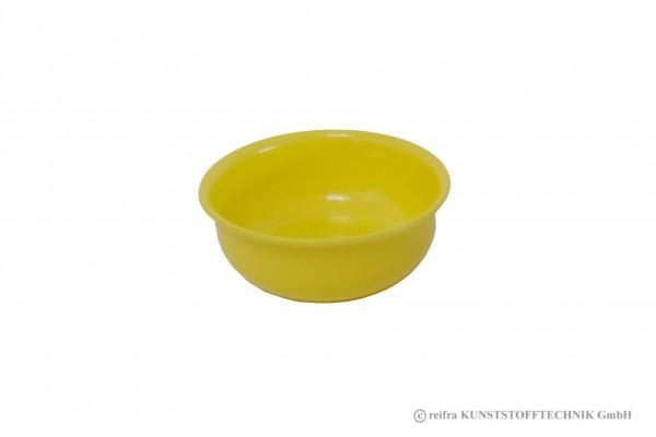 Schüssel 10 cm, gelb