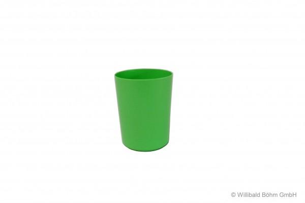 Becher dünnwandig, 0,2 l, pastell-hellgrün