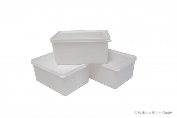 Tiefkühldose 1,0 l, 3-er Pack