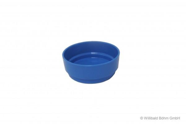 Kompottschale, pastell-blau