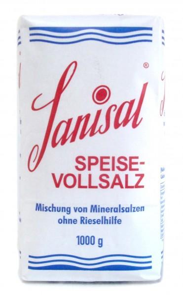 Salz - Sanisal Speisesalz