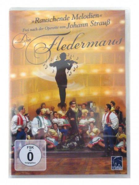 Die Fledermaus - Rauschende Melodien  - DVD