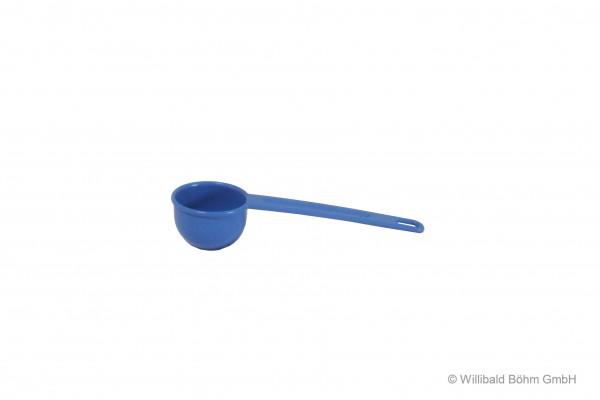 Kaffeemaß, pastell-blau