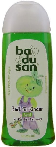 Kinderschaumbad Apfel 250 ml