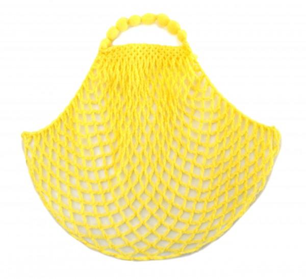 Einkaufsnetz kult gelb