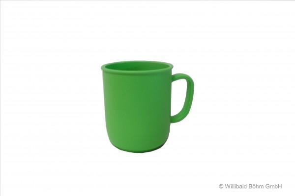 Tasse, 0,3 l, pastell-hellgrün
