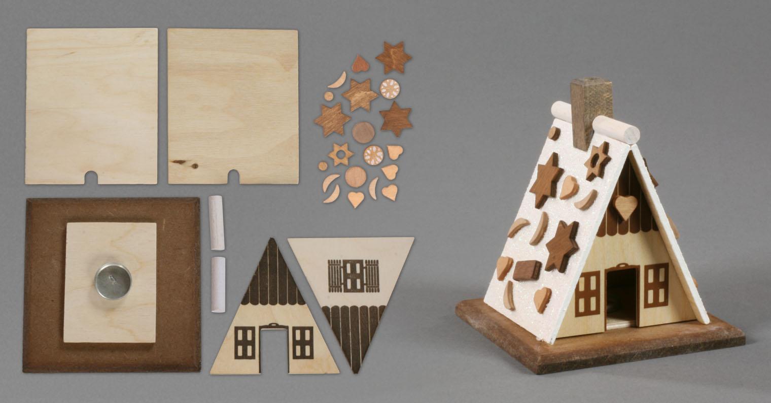 bastelsatz knusperhaus bastelsets aus holz weitere spielwaren online shop reifra. Black Bedroom Furniture Sets. Home Design Ideas