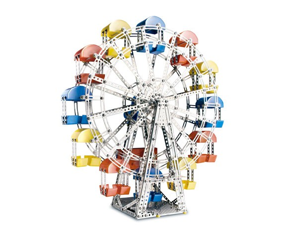 Riesenrad m.Getriebemotor