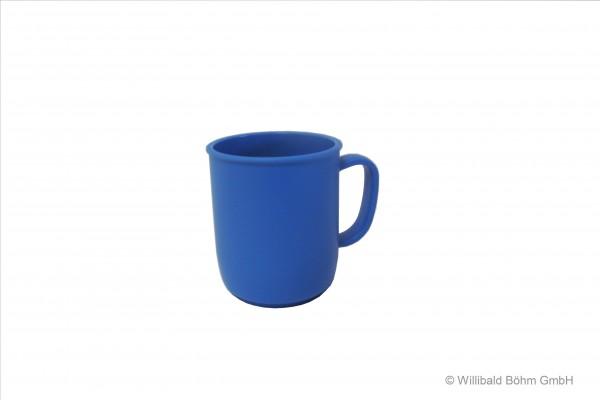 Tasse, 0,3 l, pastell-blau