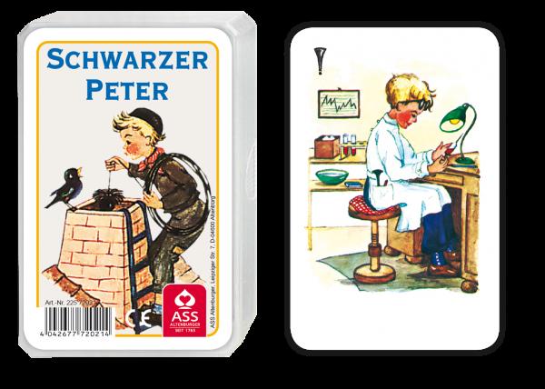 Schwarzer Peter - Kaminkehrer