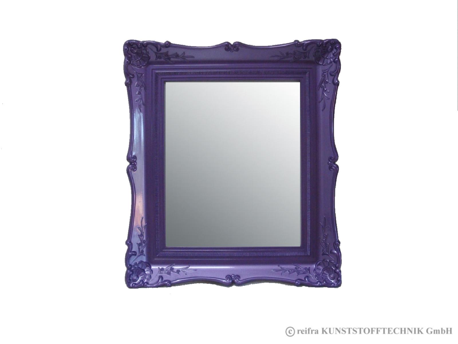 spiegel antik perlviolett sonderaktion online shop reifra kunststofftechnik gmbh. Black Bedroom Furniture Sets. Home Design Ideas